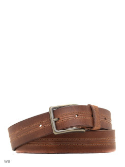 Ремень DOUBLE STITCH BELT COGNAC Wrangler