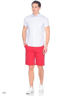 Шорты CHINO SHORT SCARLET RED Wrangler