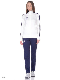 Костюм спортивный(куртка+брюки) WOMAN POLY SUIT ASICS