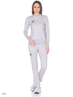 Костюм спортивный(куртка+брюки) WOMAN KNIT SUIT ASICS
