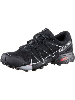 Кроссовки SPEEDCROSS VARIO 2 Black/Black/SI SALOMON