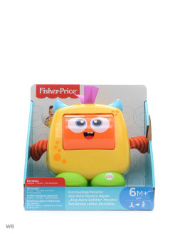Добрый монстрик, Fisher-Price Mattel