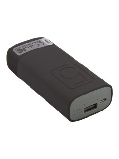 Внешний АКБ Power Bank REMAX Flinc Series 5000 mAh RPL-25 (черный) REMAX