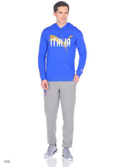 Брюки FIGC Italia Sweat Pants PUMA