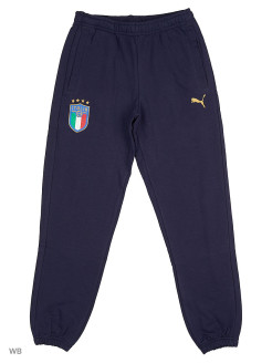 Брюки FIGC Italia Sweat Pants Jr PUMA