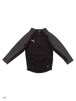 Лонгслив ftblNXT 1 4 zip Top Core Jr PUMA