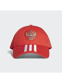 Кепка RFU 3S CAP          RED/WHITE Adidas