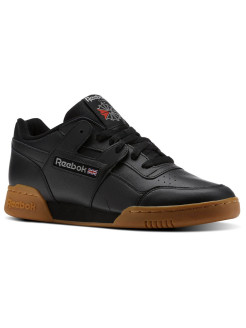 Кроссовки WORKOUT PLUS BLACK/CARBON/CLASSIC RED/REEBOK ROYAL-GU Reebok