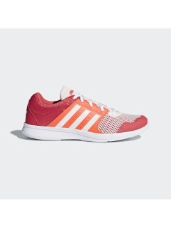 Кроссовки Essential Fun II W REAL CORAL S18,ftwr white,HI-RES ORANGE S18 Adidas