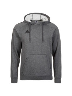 Толстовка CORE18 HOODY dark grey heather,black Adidas