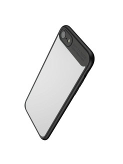 Чехол-накладка Apple iPhone 7 Baseus Mirror Black BASEUS