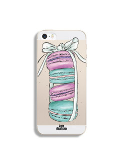 "Чехол ""Kateillustrate"" (Macaroon) для iPhone 5/5S Ipapai"