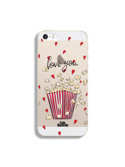 "Чехол ""Kateillustrate"" (Popcorn Love) для iPhone 5/5S Ipapai"