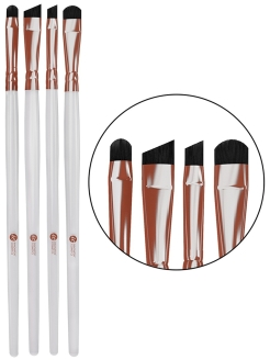 Cosmetic brush, set, synthetic INNOVATOR COSMETICS