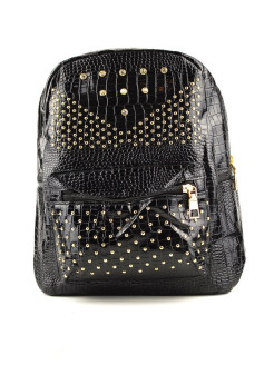 Embossed Girl's Backpack 1Azaliya