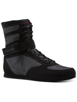 Кроссовки REEBOK BOXING BOOT- BLACK/ASH GREY Reebok