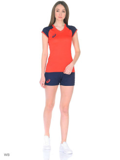 Костюм   WOMAN VOLLEYBALL CAP SLEEVE SET ASICS