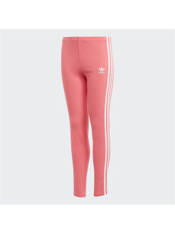 Тайтсы J 3STR LEGGINGS REAPNK/WHITE Adidas