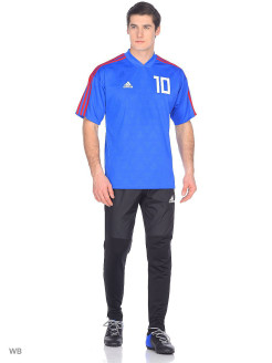 Футболка TANIP ICON JSY BLUE Adidas