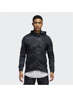 Куртка TKO JACKET M CARBON/BLACK Adidas