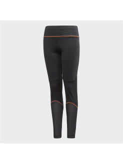 Тайтсы YG KNIT TIGHT CARBON/HIREOR adidas