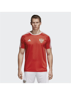 Футболка RFU H FANSHI RED/WHITE Adidas