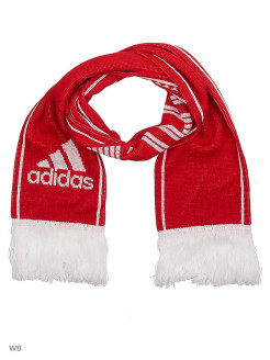 Шарф CF SCARF RUS        RED/WHITE Adidas