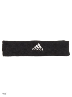 Повязка на голову TENNIS HEADBAND     BLACK/WHITE Adidas