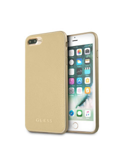 Guess для iPhone 7+/8+ Iridescent Hard PU Gold GUESS