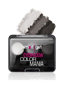 Тени для век SMART GIRL COLOR MANIA, тон 31 Belor Design