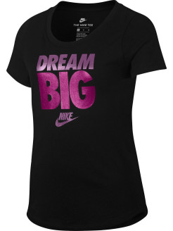 Футболка G NSW TEE SCOOP DREAM BIG Nike