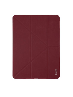 "Чехол откидной Apple iPad Pro 12,9"" Baseus Simplism Wine Red BASEUS"