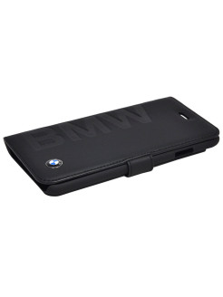 Чехол  BMW для iPhone 6/6S Logo Signature Booktype Black BMW