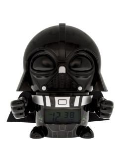 Будильник BulbBotz Star Wars, минифигура Darth Vader (Дарт Вейдер) 14 см Star Wars