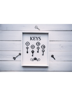 "Ключница ""Keys"" Grifeldecor"