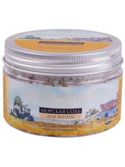 Bath salt, 350 g L Cosmetics