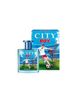 City Boy Football ТВ 50 мл Сити Бой Футбол CITY PARFUM
