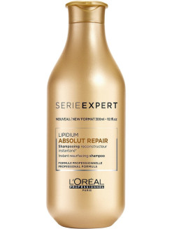 Шампунь Absolut Repair Lipidium 300мл L'Oreal Professionnel