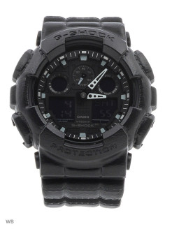 Часы G-Shock GA-100BT-1A CASIO