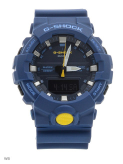 Часы G-Shock GA-800SC-2A CASIO