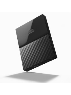 "Жесткий диск Original USB 3.0 1Tb WDBBEX0010BBK-EEUE My Passport 2.5"" черный WD"