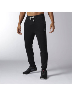 Брюки EL FT CUFF PANT BLACK Reebok