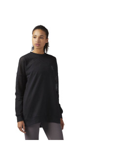 Джемпер DC CREW NECK BLACK Reebok
