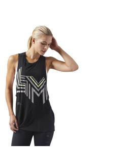 Майка LM Fashion Tank BLACK Reebok