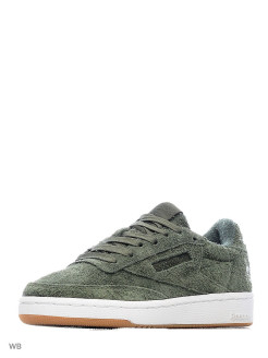 Кроссовки CLUB C 85 JL PRIMAL GREEN/WHITE Reebok