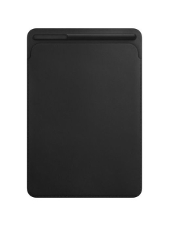 Кейс для iPad Pro Leather Sleeve 10.5 Black (MPU62ZM/A) Apple