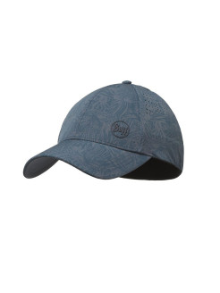 Кепка BUFF TREK CAP CHECKBOARD NAVY M/L Buff