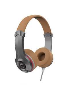 Наушники HOCO Cool Hi Headphone Blonde/Brown Hoco