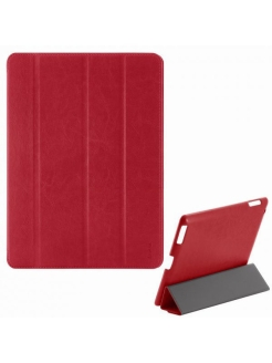 Чехол откидной Apple iPad 2 / 3 / 4 Hoco Crystal Red Hoco