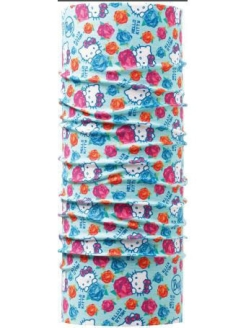 Бандана BUFF HELLO KITTY ORIGINAL CHILD SKI DAY TURQUOISE Buff